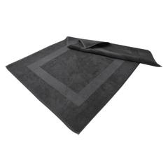 Коврик для ванной 60x95 Hamam Glam темно-серый