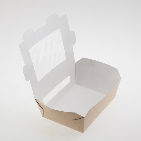 Коробка для мыла с двумя окошками