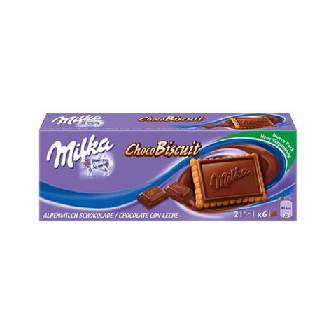 Milka Choco Biscuit Cookies