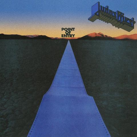 Judas Priest / Point Of Entry (CD)