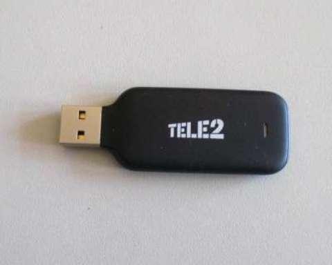 Huawei E3533 TELE-2 3G модем
