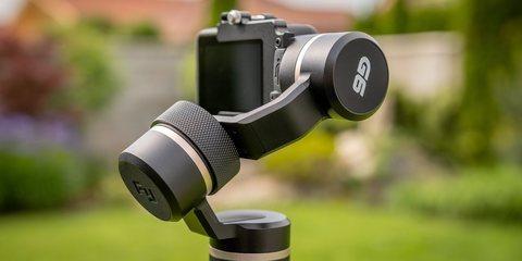 Стабилизатор-монопод для GoPro Feiyu-Tech Gimbal 3-Axis Hendheld Steady FY-G6 фото