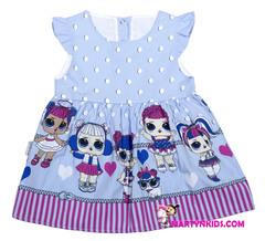 1296 платье куколки