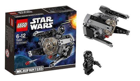 LEGO Star Wars: Перехватчик TIE 75031