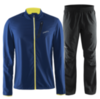 Craft Devotion Run мужской костюм для бега темно-синий