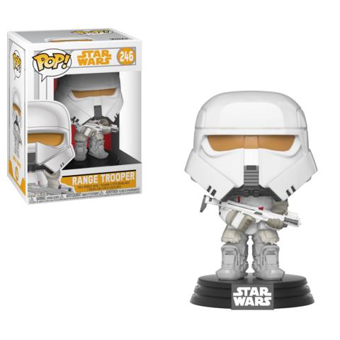 Фигурка Funko POP! Bobble: Star Wars: Solo: Range Trooper POP 19 27008