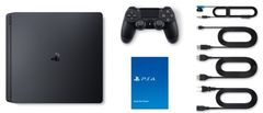 Sony PlayStation 4 Black Slim 1Тб