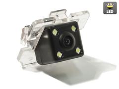 Камера заднего вида для Mitsubishi Lancer X HATCHBACK Avis AVS112CPR (#060)