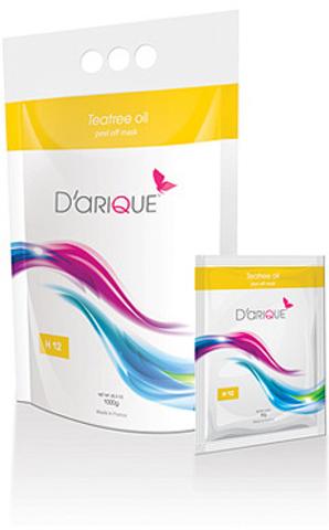 Маска Anti-acne Darique с маслом чайного дерева 40гр