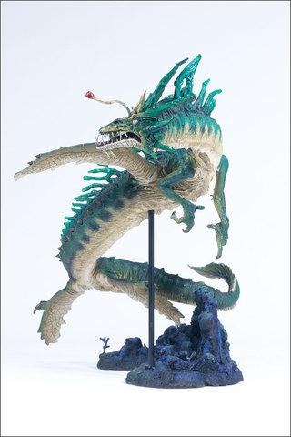 Драконы фигурка Серия 02 Дракон Водный — Dragons Series 02 Dragon Water