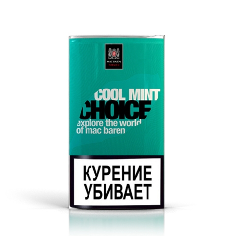Табак M.B.сигарет. COOL MINT CHOICE (p40gr)