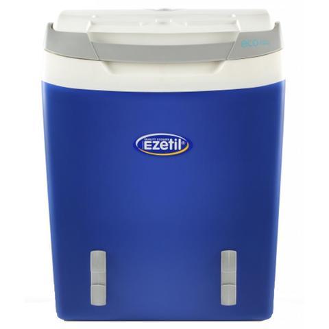 Термоэлектрический автохолодильник Ezetil E 32 M (12V/220V, 29л, синий)
