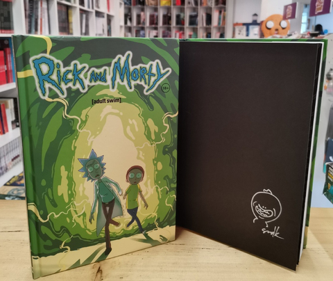 Рик и Морти (книга 1). С автографом Сыендука