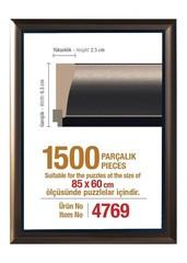 Pazl çərçivəsi (85 x 60 cm.) 4769