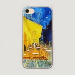 Telefon üzlüyü iPhone 7 - Van Gogh3