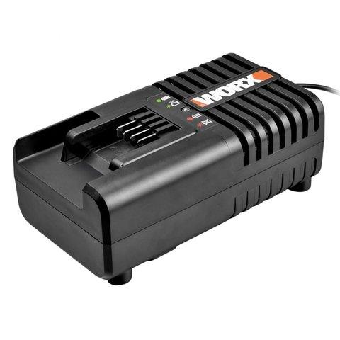 Зарядное устройство WORX WA3880 20В, 2A