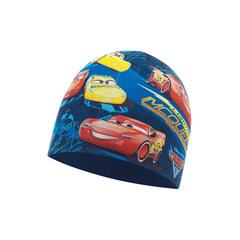 Тонкая шапка из 2-слойного полиэстра Buff Top Cars Blue - Harbor