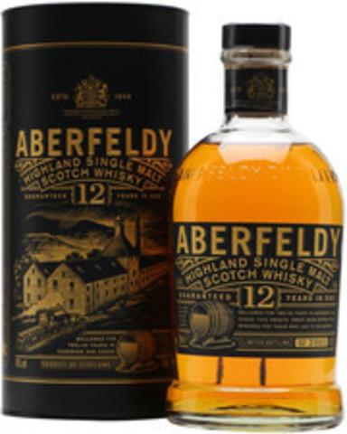 Виски Aberfeldy 12 Years Old, 0.7 л