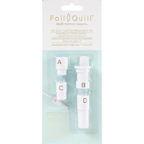 Переходной адаптер  - Foil Quill Adapter Kit  от We R Memory Keepers -4шт