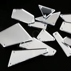Купить максимальный набор пришивных зеркал размер XL