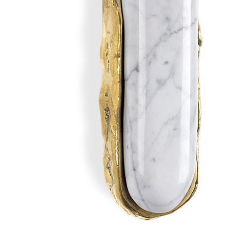 Мебельная ручка PullCast TIFFANY MARBLE CM3026