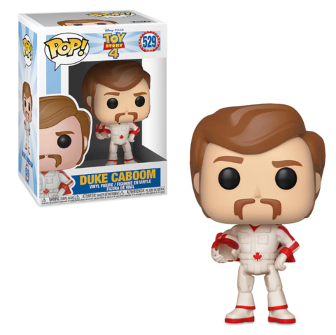 Duke Caboom Toy Story 4 Funko Pop! Vinyl Figure || Дюк Кабум