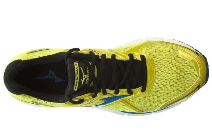Мужские кроссовки для бега Mizuno Wave Ultima 5 (J1GC1309 26) желтые