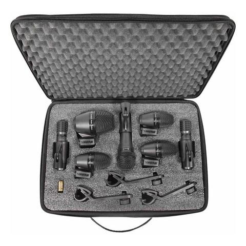 SHURE PGADRUMKIT7 набор микрофонов для ударных