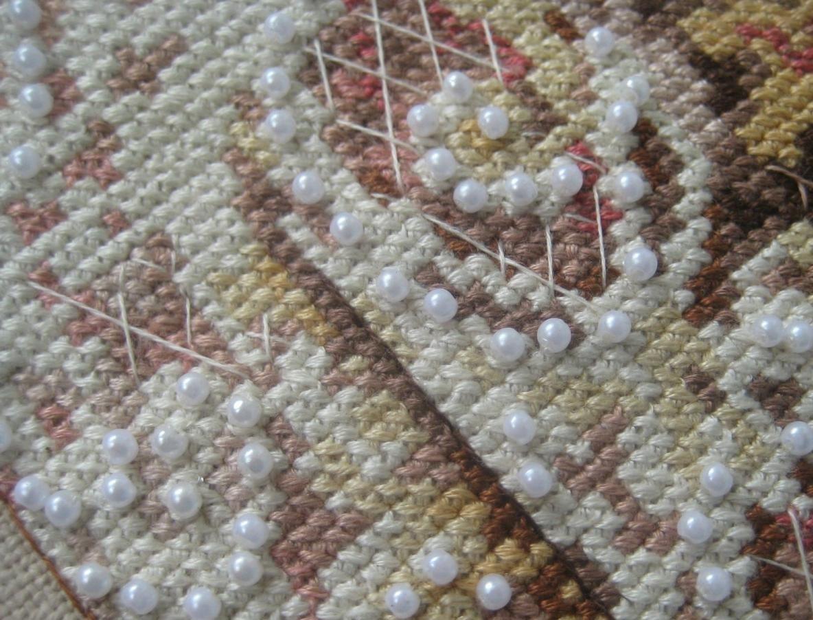 Набор для вышивания. Victorian Elegance. Викторианская элегантность. Артикул 3823