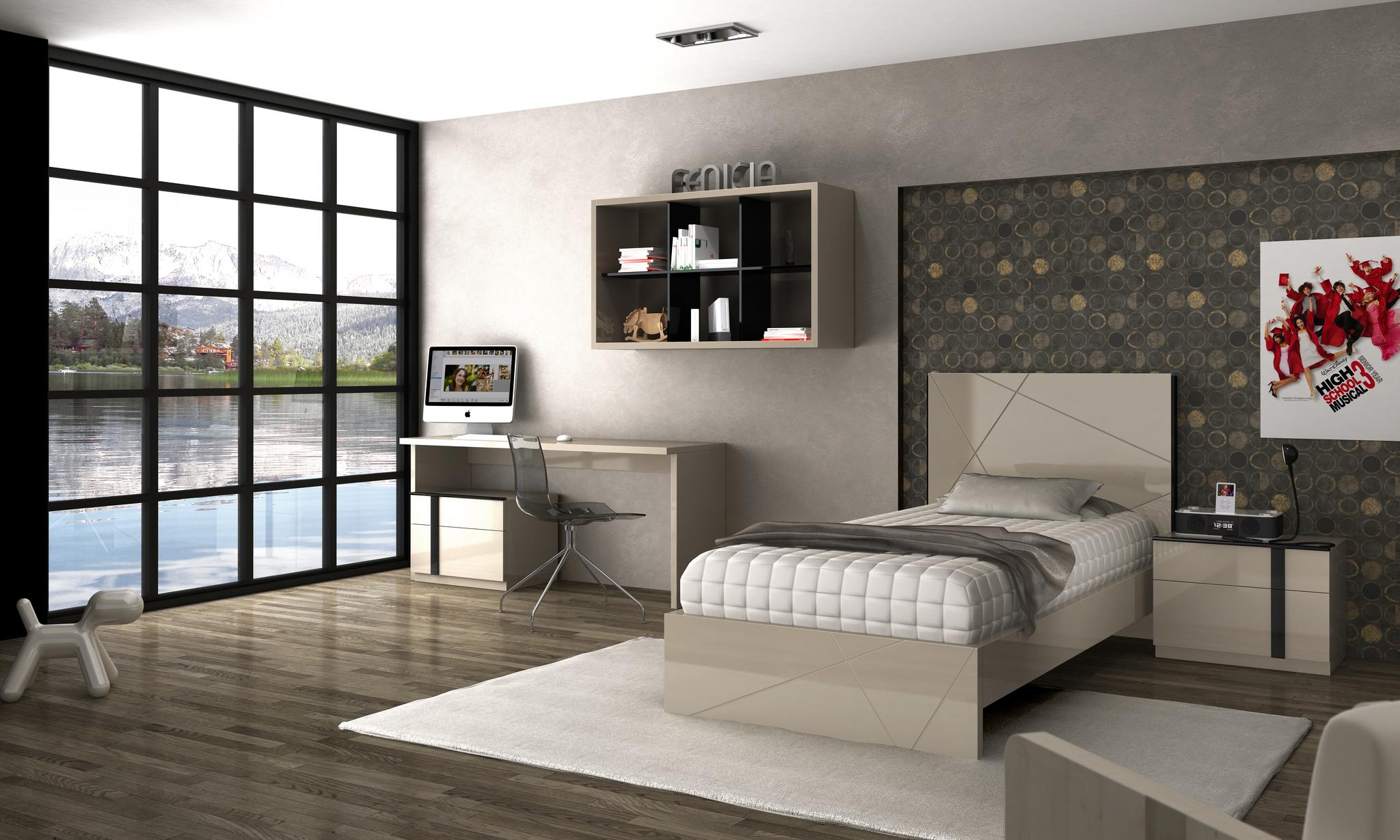 Спальня Fenicia Mobiliario 300 EVORA ARENA