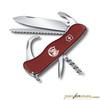 Нож перочинный Victorinox Equestrian 111 мм 12 функций красный (0.8583) нож перочинный victorinox hunter 111 мм 12 функций красный 0 8573