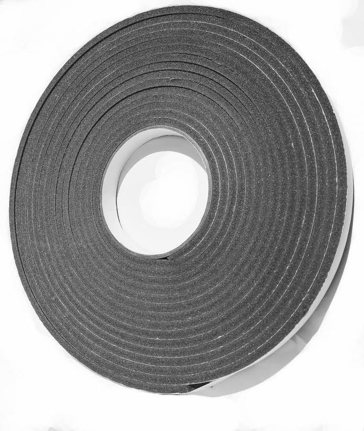 Клейкая лента (скотч), силикон, пена, уплотнитель, утеплитель Лента уплотнительная ППЭ 4х15мм (6м) unnamed-4.jpg
