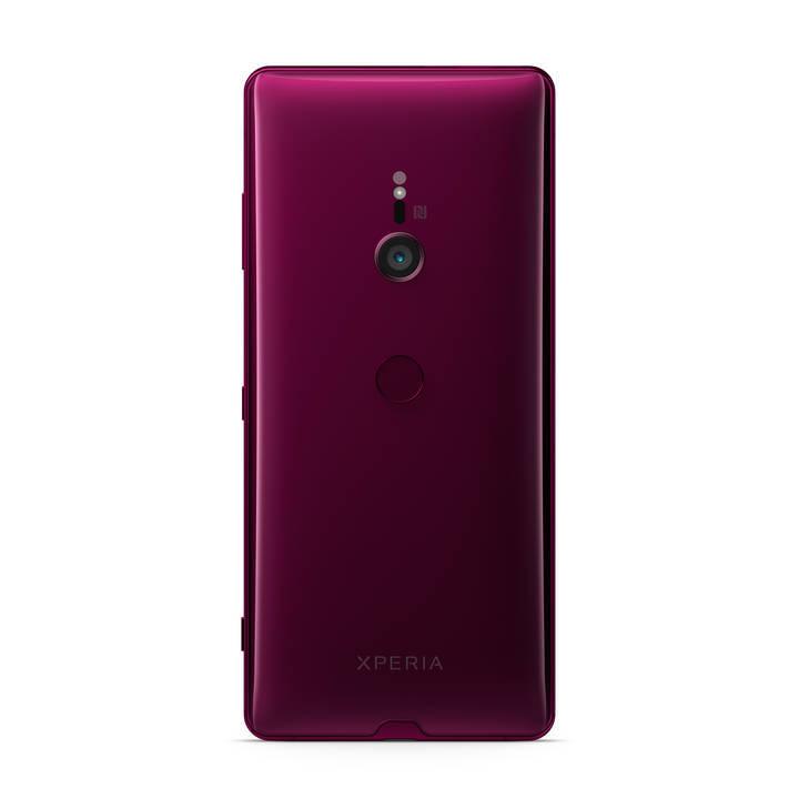 Смартфон Sony Xperia XZ3, цвет бордо