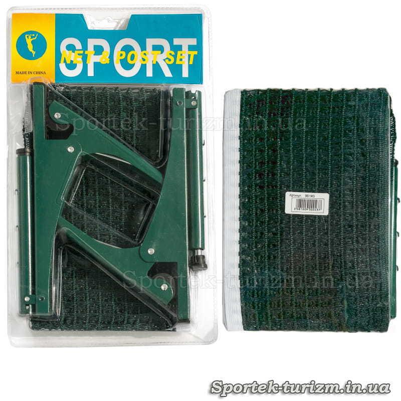 Сетка для настольного тенниса с клипсовым креплением 9819G