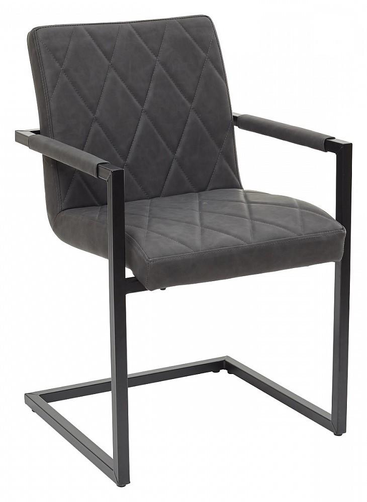 Стул кресло OSLO RU-08 PU антрацит, экокожа