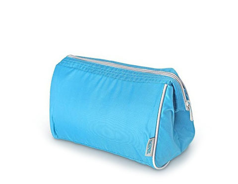 Сумка-холодильник (термосумка) для косметики Cosmetic Bag Blue, 3.5L