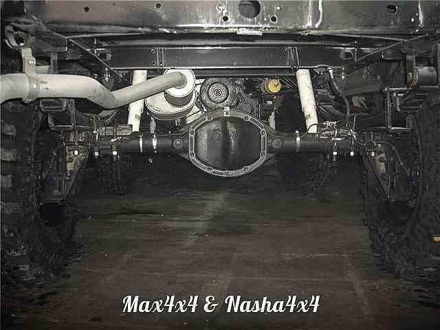 Изготовление редукторных мостов на основе ГАЗ Спайсер фото-2