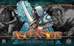 Ascension: Deckbuilding Game (English third edition)