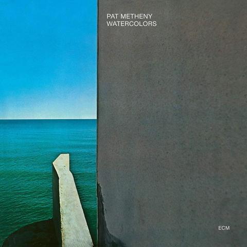 Pat Metheny / Watercolors (CD)