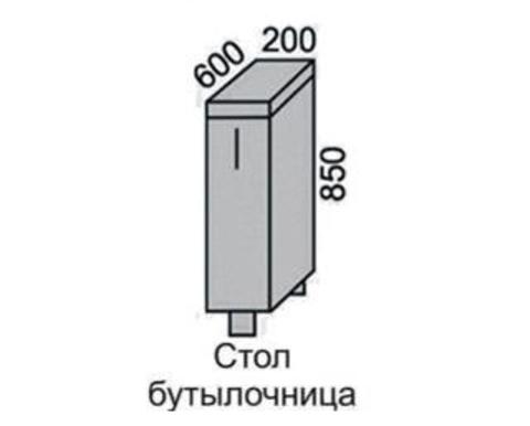 Стол МАРТА НШ 20