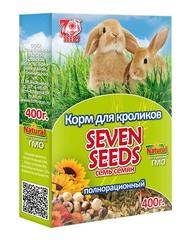Корм для кроликов полнорационный Seven Seeds Special