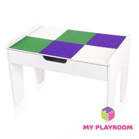 Лего-стол Myplayroom 10