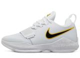 Кроссовки Мужские Nike Zoom PG 1 White