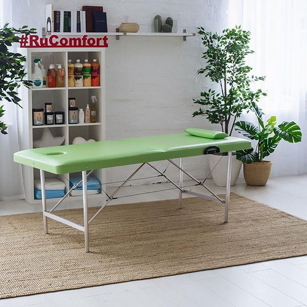 Массажный стол Comfort 180/75 (180х60, высота 75 см) фото