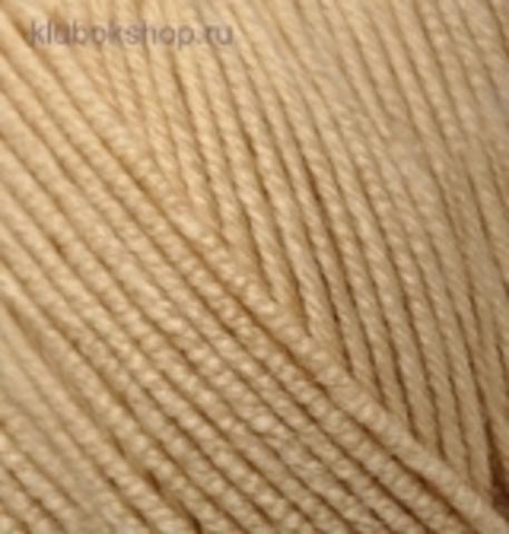 Пряжа Alize Superlana KLASIK 95 Верблюжий, фото