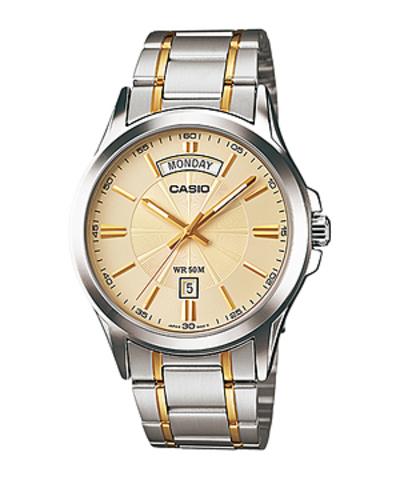 Купить Наручные часы CASIO MTP-1381G-9AVDF по доступной цене