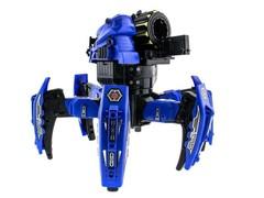 Радиоуправляемый робот-паук Space Warrior с пульками и лазерным прицелом 2.4G - KY9006-1