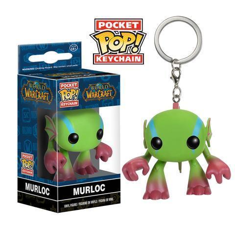 Брелок Funko Pocket POP! Keychain: WOW: Murloc 9551-PDQ