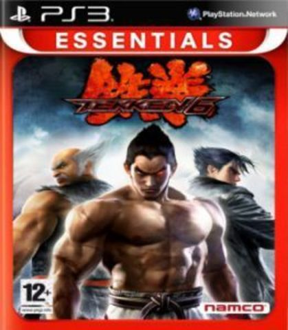 Sony PS3 Tekken 6 (ESN, русская версия)