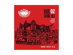Дрожжи Beervingem Dark Ale BVG-02 10г